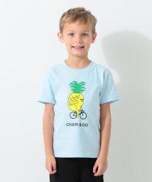 こどもビームス/Chari&Co. / Pineapple 半袖 Tシャツ 20(100~150cm)/502938474