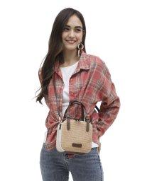 UNGRID bag/ストロースクウェアショルダーバッグ/502943330