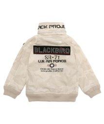 AVIREX/【キッズ】ブラックバード スタンドジップ ジャケット/BLACK BIRD STAND ZIP JACKET/AVIREX/アヴィレックス/502945877