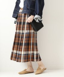 Spick & Span/≪WEB限定予約≫チェックプリーツスカート◆/502947081