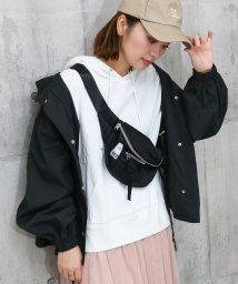 SocialGIRL/ボリューム袖マウンテンパーカー/502947197