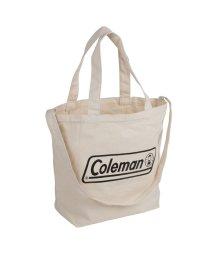 COLEMAN/コールマン/ロゴトート (ブラック)/502947926