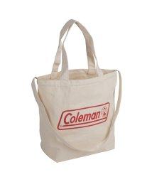 COLEMAN/コールマン/ロゴトート (レッド)/502947927