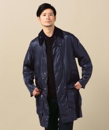 SHIPS MEN/BARBOUR: 別注 パッカブル ナイロン BORDER(ボーダー)/502948315