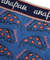 SELECT/<anapau/アナパウ> ボクサーパンツ バナナマン・おめかしベアー・スケートキャット・スマイルピザ・レッサーパンダチェックII P2001・P2002・P2/502748183