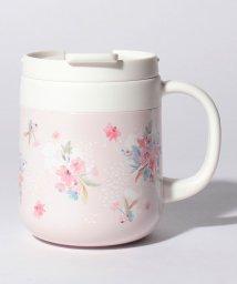 Afternoon Tea LIVING/フラワー柄ステンレスマグカップ/502907435