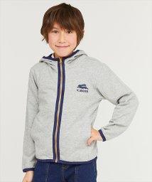 KRIFF MAYER(Kids)/ミニ裏毛ZIPパーカー(130~160cm)/502933746
