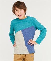 KRIFF MAYER(Kids)/アシンメトリー切替ロンT(130~160cm)/502933751