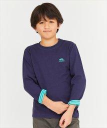 KRIFF MAYER(Kids)/袖裏ボーダーロンT(130~160cm)/502933755