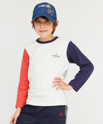 KRIFF MAYER(Kids)/スヌーピーロンT(スポーツ)(130~160cm)/502933756