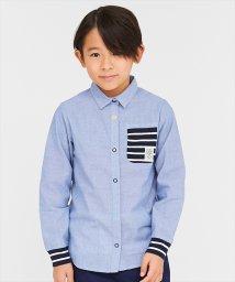 KRIFF MAYER(Kids)/スナップボタンシャツ(120~160cm)/502933772