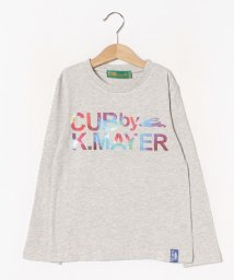 KRIFF MAYER(Kids)/プリントクルーロンT(120~160cm)/502933777