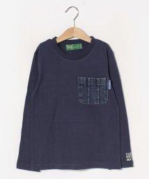KRIFF MAYER(Kids)/デニム胸ポケロンT(120~160cm)/502933780