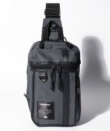Laplace box/ポリキャンバス&デニムボディバッグ/502937374