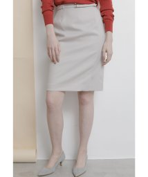 TONAL/【セットアップ対応商品】パッカブルベルト付きタイトスカート/502940480