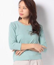 MADAM JOCONDE/ARINA ビーズ刺繍 ニットプルオーバー/502941338
