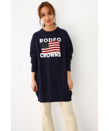 RODEO CROWNS WIDE BOWL/OLサガラフラッグBYニットワンピース/502949049
