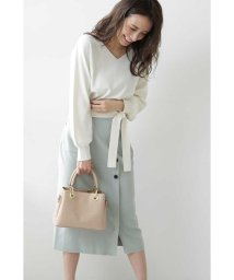 PROPORTION BODY DRESSING/◆ポケットタイトニットセットアップ/502949100