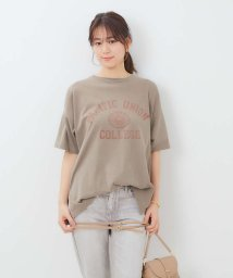 Rouge vif la cle/【REMI RELIEF/レミレリーフ】別注ロゴプリントTシャツ/502949512