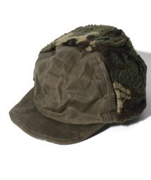 AVIREX/VINTAGE BOMBER CAP/502904269