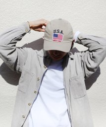 Dickies/Flag Patch Low Cap/502933072