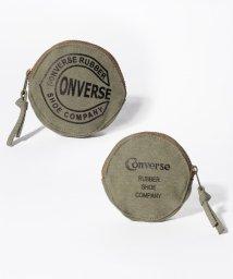 CONVERSE/BIG C WASH CANVAS COIN CASE/502935857
