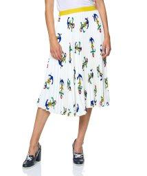 BENETTON (women)/レインボートロングプリーツスカート/502941635