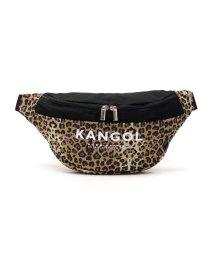KANGOL/カンゴール ウエストバッグ ウエストポーチ KANGOL Bardot バッグ ボディバッグ 斜めがけ 小さめ 250-2000/502950691