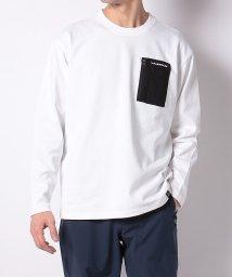 TARAS BOULBA/タラスブルバ/メンズ/ヘビーコットン 胸ポケットロングTシャツ/502951496