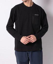 TARAS BOULBA/タラスブルバ/メンズ/ヘビーコットン 胸ポケットロングTシャツ/502951497