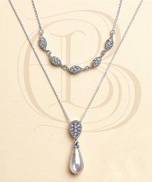 LANVIN en Bleu(JEWELRY)/数量限定品 perle chic 2点セットネックレス/502843355