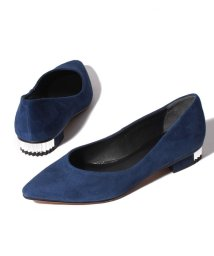INTER-CHAUSSURES IMPORT/【ABOVE AND BEYOND】コンビネーションヒールプレーンパンプス/502927629