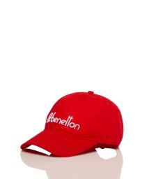 BENETTON (women)/ループロゴ刺繍キャップ・帽子/502941662