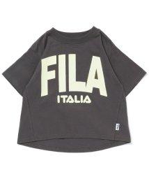 melt/FILA×MELT ユルボクシーTシャツ/502951183