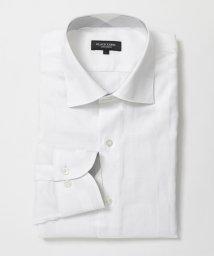 BLACK LABEL CRESTBRIDGE/シャドークレストブリッジチェックセミワイドカラーシャツ/502954034