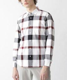 BLACK LABEL CRESTBRIDGE/ロイヤルオックスクレストブリッジチェックボタンダウンシャツ/502954039
