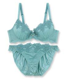 fran de lingerie/Romantic Veil ロマンティックベール ブラ&ショーツセット B65-G80カップ/502482996