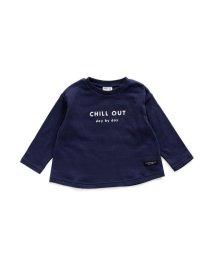 BREEZE/ふわ糸ロングTシャツ/502793373