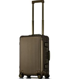 tavivako/【PROEVO】 スーツケース アルミマグネシウム合金 S 小型 アルミニウムボディ キャリーバッグ キャリーケース 8輪 ストッパー 予備キャスター付属/502902079