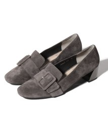 INTER-CHAUSSURES IMPORT/【ABOVE AND BEYOND】スクエアトウヒールアップバックルシューズ/502927637