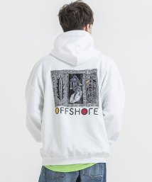 OFF SHORE/ARCHIVE GRAPHIC HOODIE/502927924