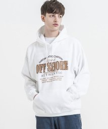OFF SHORE/ARCHIVE LOGO HOODIE/502927925