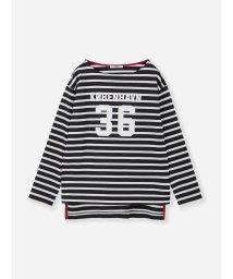 R-ISM/ボーダーナンバーTシャツ/502936936