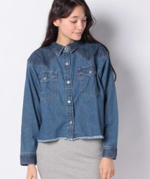 LEVI'S LADY/MIRELLA RAW EDGE WESTERN HAPPY TOGETHER/502937040