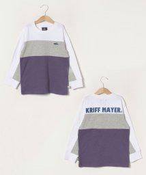 KRIFF MAYER(Kids)/レトロスポーツ切替ロンT(120~160cm)/502946447