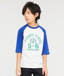 KRIFF MAYER(Kids)/ラグカジ七分袖T(120~160cm)/502946452