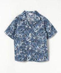 agnes b. FEMME/IE89 CHEMISE ローズプリントシャツ/502946482