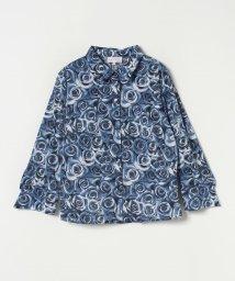 agnes b. FEMME/IE89 CHEMISE ローズプリントシャツ/502946483