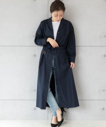 PREFERIR/【TV着用】比翼コートワンピース/502947331