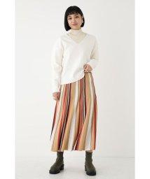 SHEL'TTER SELECT/スプリングミックスカラープリーツスカート(Spring Mix Color Pleats Skirt)/502952418